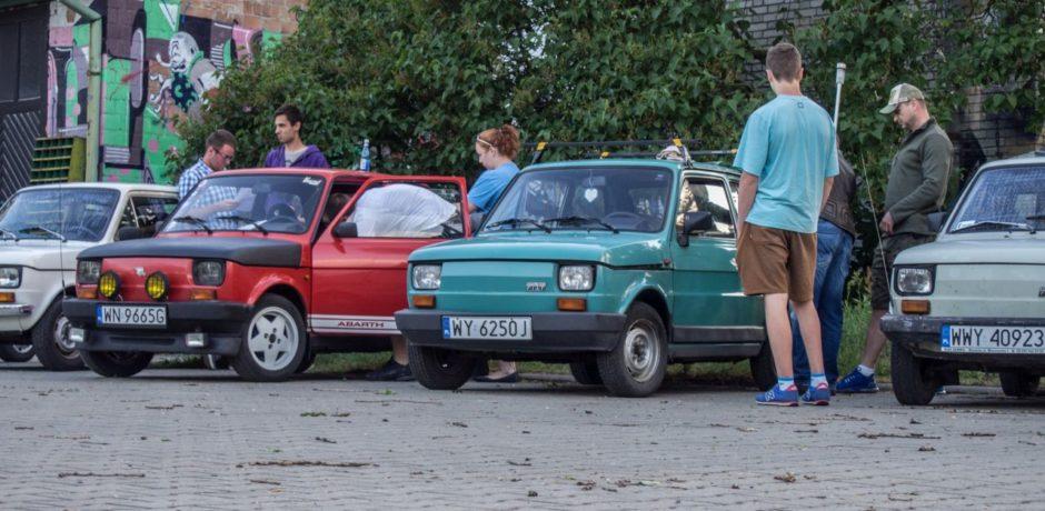 Fiat 126p – każdy inny :)
